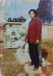 년도不詳 ライオン(사자) 사이토 소원-작, 70년대 전후 수월 김만술 사자