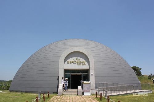 경북 의성 조문국고분전시관 탐방