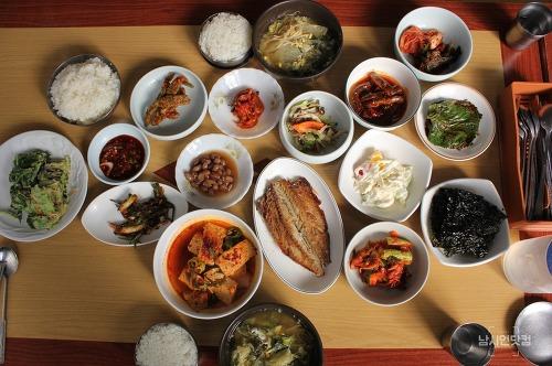 안동맛집 용상 동신식당 7천원 정식이 한정식급