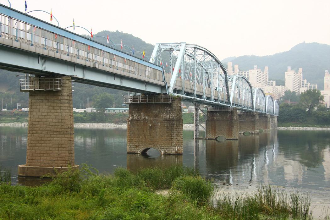 경북 칠곡 호국의 다리