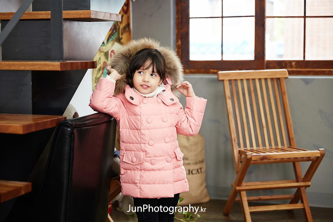 아동복 쇼핑몰 아동모델 촬영