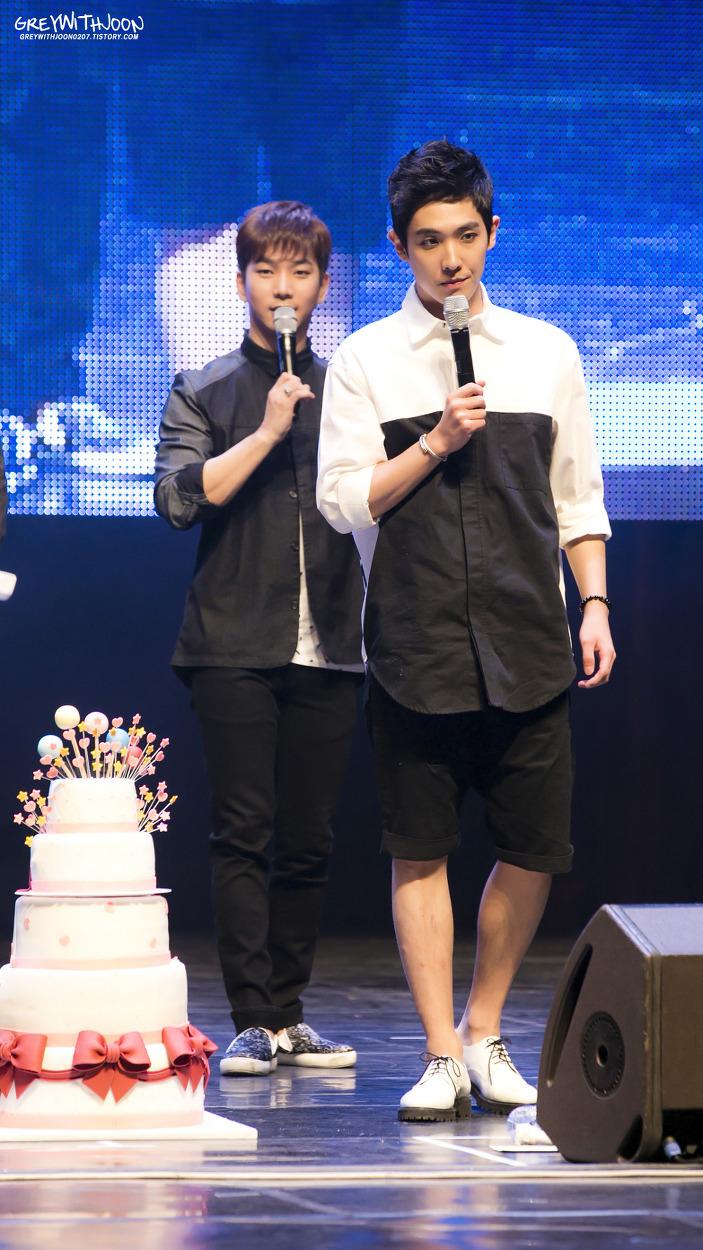 140817 MBLAQ 3기 팬미팅