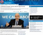 유로 2020, 유럽 전역에서 분산 개최