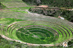 피라미드 만큼 위대한 잉카 농업 시험장 모라이(Moray)