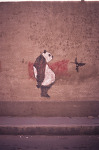 KungFu Panda living in a city