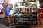 캄보디아의 2천원도 되지않는 길거리 음식