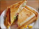 올리브팬 샌드위치메이커를 이용해서 맛있는 샌드위치 만든후기