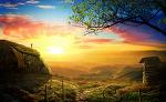 [포토샵] 섬세함이 살아있는 자연 풍경의 합성 사진 튜토리얼