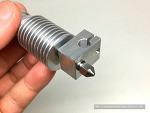 3D 프린터를 위한 텅스텐 노즐 개봉기.