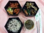대학교 최고위과정 저녁식사를 위한 예다움 고급도시락