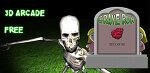 한밤 중에 공동묘지! 묘지 탈출 그레이브 런