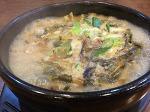 용두동 맛집, 추억의 우거지국(Ugeojiguk) 청연염소골 에서