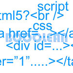 3. HTML5  구성요소
