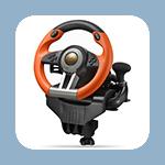 자동차 게임패드 레이싱휠 : PXN-V3II USB Game Racing Wheel 후기