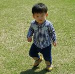 둘째육아일기, 대전시청 옆 보라매공원 산책