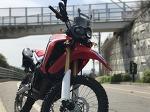 혼다 CRF250 랠리 300km 시승기, 경량듀얼, crf250 rally, 리뷰