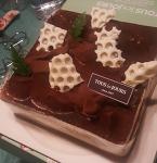 부천 뚜레쥬르 티라미수 케이크