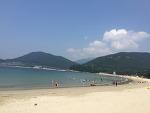 남해 서핑