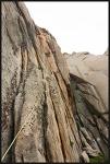 설악산 울산암 신 루트 그린나래 등반