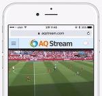 스마트폰 태블릿PC 등 모바일에서 지상파 TV 실시간 시청하기, AQ Stream