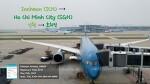 [170511] 인천-호치민 (ICN-SGN), 베트남항공 (VN409), A350 탑승기