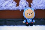 [일상 / 뜻밖의 폭설] 우리집 홈카페 # 눈 내리는 풍경 2018