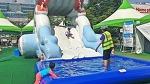남녀노소가 모두 좋아하는 <올림픽공원 물놀이장>으로 가족나들이 어떠신가요?
