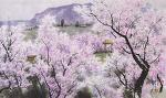 벗꽃 봄바람이 분다.