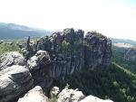 [독일-체코-브라티슬라바 로드트립] 작센-스위스 국립공원에서 하이킹 검정띠를 딴 더스티