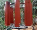 DIY 풍력발전기 (폐자전거 부품을 활용)
