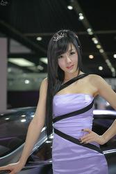 2011 Seoul Motor Show - 황미희 # 1