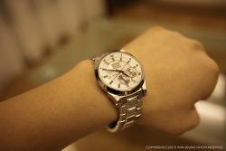 아내의 선물, 세이코 프리미어... 몽블랑....그리고 내 선물...(시계 족보)
