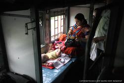 뉴델리행 기차안에서 만난 아기천사 이야기