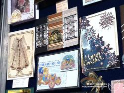 ▣ 손으로 만든 카드 공예 전시회