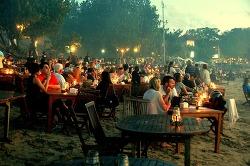 세상에서 가장 로멘틱한 저녁만찬 - 짐바란 씨푸드