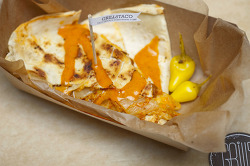Grill5taco - Quesadilla / Kimchi Quesadilla