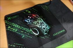 게이밍 마우스 추천, 가성비 좋은 알카트로즈 X크래프트 Z7000