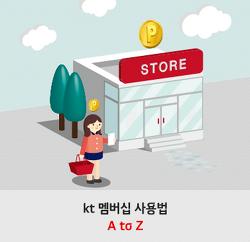 통신사 멤버십 포인트 야무지게 사용하는 법! KT 멤버십 사용법 A to Z