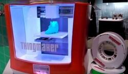 어린이  장난감  만드는 3D프린터 '씽메이커'