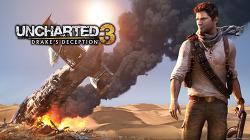 [게임추천] 언차티드 3: 황금사막의 아틀란티스
