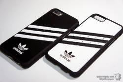 아이폰 6s 아디다스 케이스 검흰/흰검 후기
