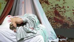 샤리노의 음악극 죽음의 꽃(Luci Mie Traditrici) 2014 통영 공연 리뷰