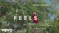 켈빈 해리스 Feels 가사 해석 퍼렐 윌리엄스 Calvin Harris 듣기 뮤비