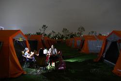 여의도 한강 공원 캠핑장에서 (2016.07.23)