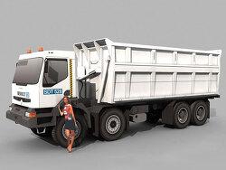 Renault Kerax 트럭