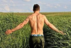 남자몸짱만들기 - 건강한 몸을 위한 상체운동법!
