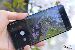 갤럭시 S8 카메라 기능 알아보기