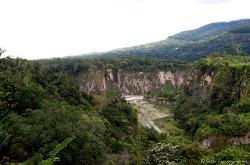 부키팅기의 파노라마파크에서 보는 시아녹 계곡 - Sianok Canyon of Panorama Park
