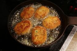 영양만점 아이간식, 감자고로케 만들기~
