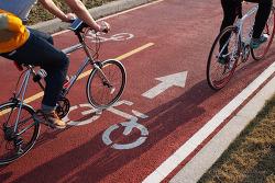 [브롬톤 자전거 나들이] 아라뱃길 라이딩 & 맛집 '어시장구이터'
